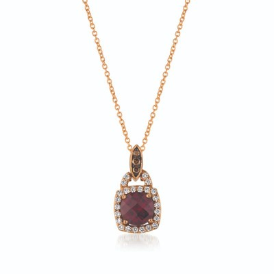 14K Strawberry Gold® PENDANT