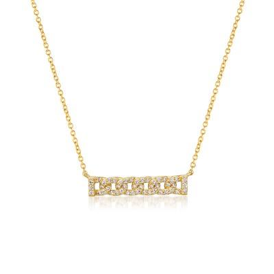 14K Honey Gold™ ADJUSTABLE NECKLACE
