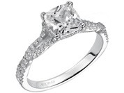 Andrea Engagement Ring 14Kwg
