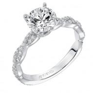 Madeleine Diamond  Engagement  Ring