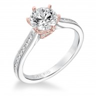 Maura Diamond  Engagement  Ring