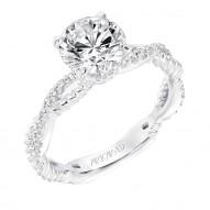 Rhea Diamond  Engagement  Ring