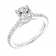 Constance Diamond  Engagement  Ring