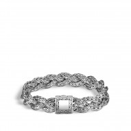 Classic Chain Small Braided Bracelet