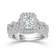 Fabulous Fancies Engagement Ring