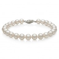 Freshwater pearl Bracelet with 7mm-8mm Pearls