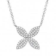 Diamond FLOW Earrings Necklace