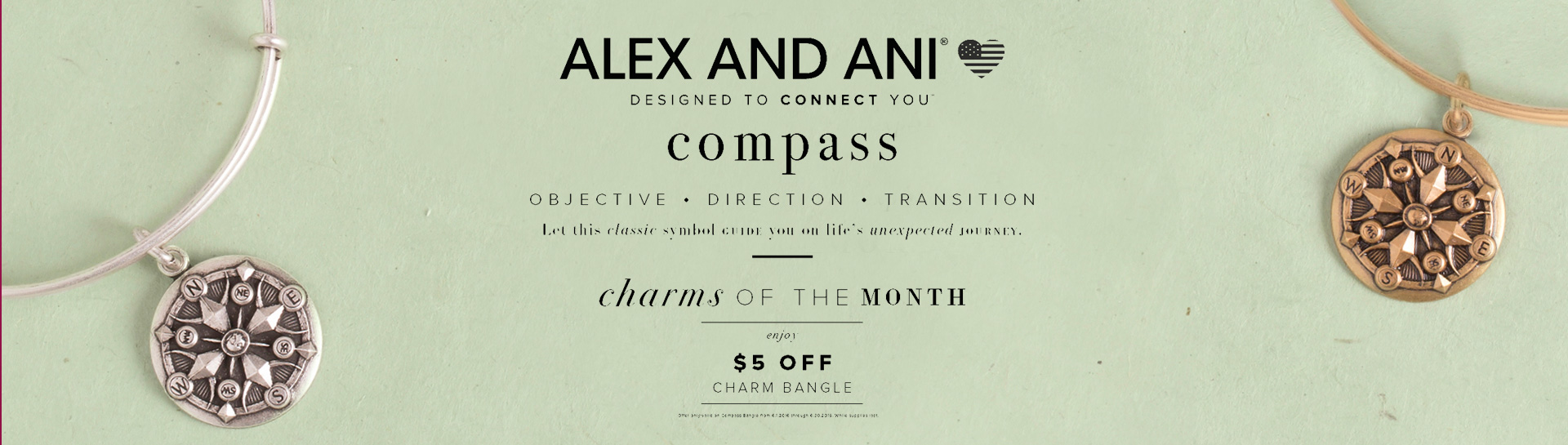 Alex and Ani Bangle of the Month!