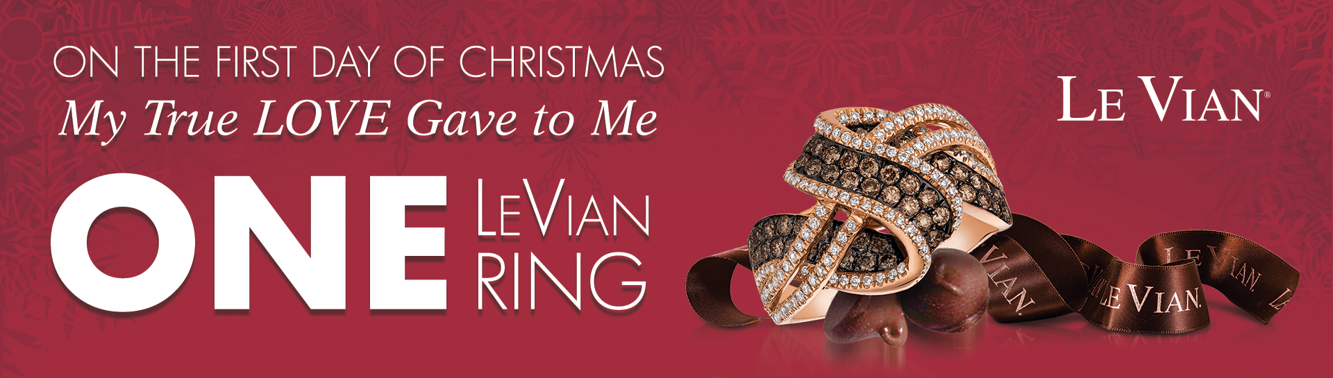 1st Day of Christmas - LeVian
