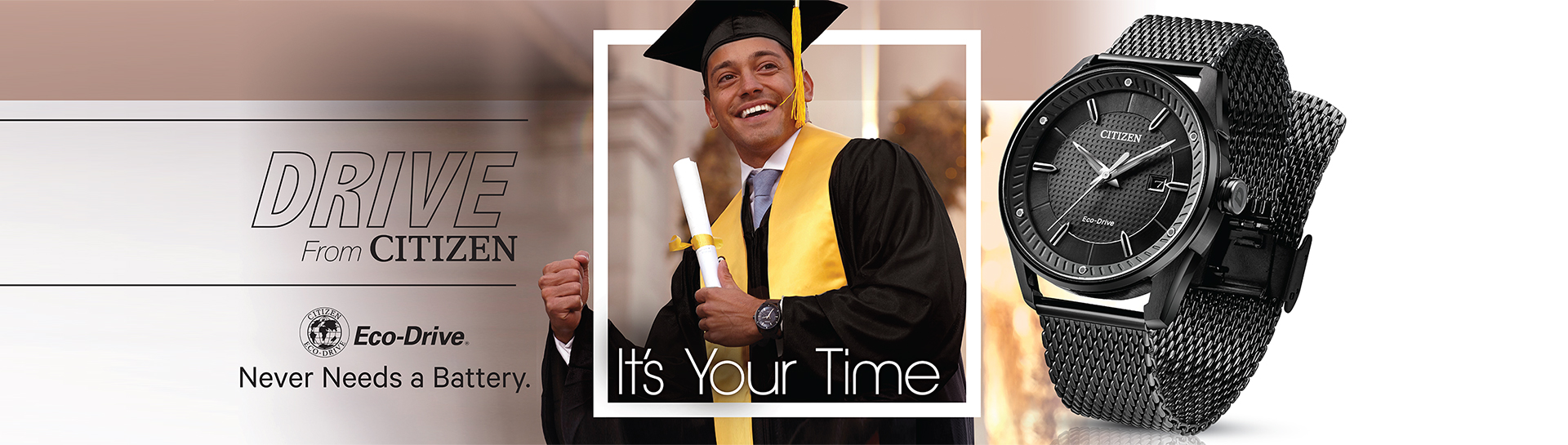Citizen Watches - Perfect for Grads