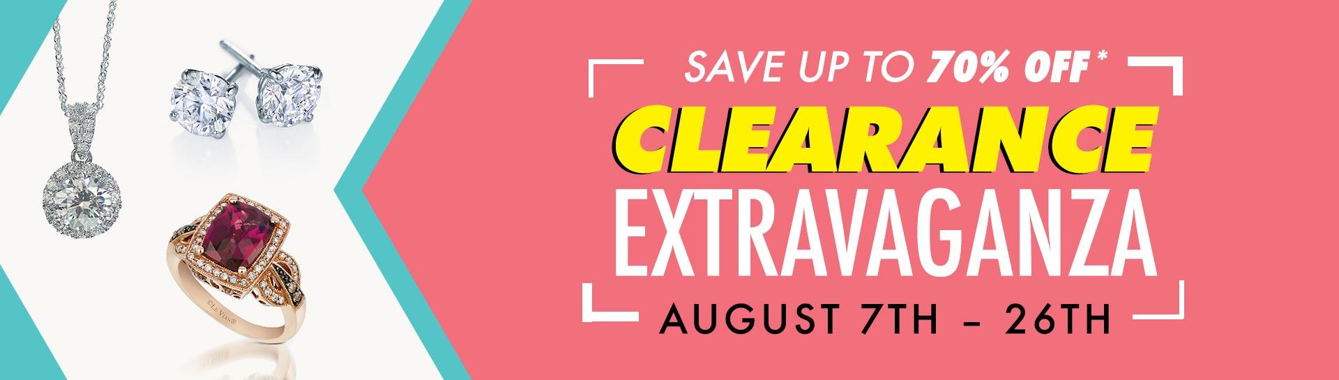 Ben David Clearance Extravaganza!