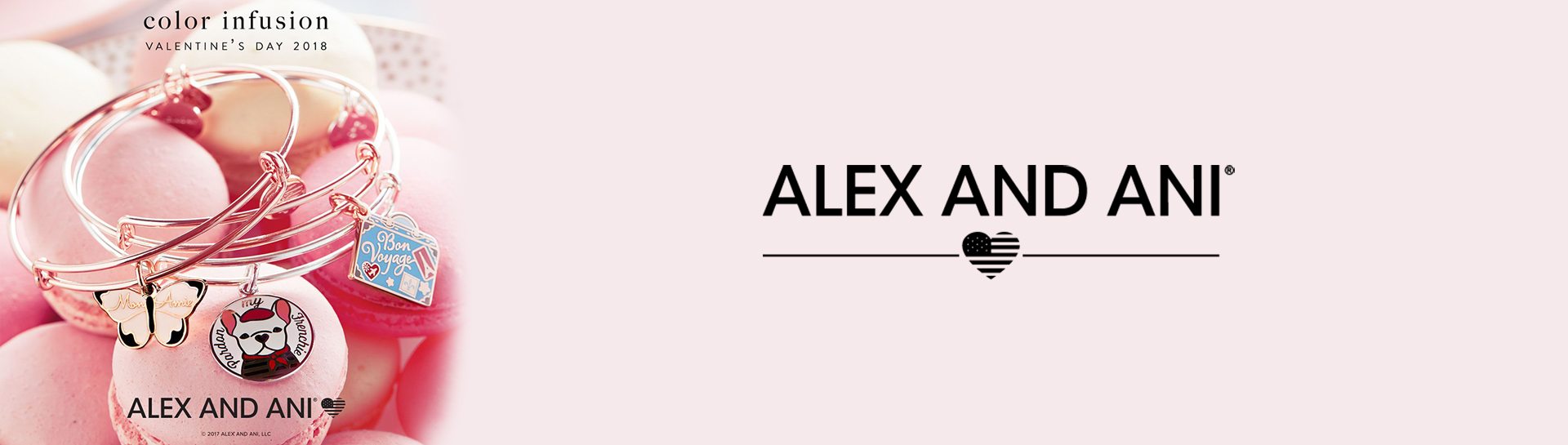 Alex and Ani Valentines day