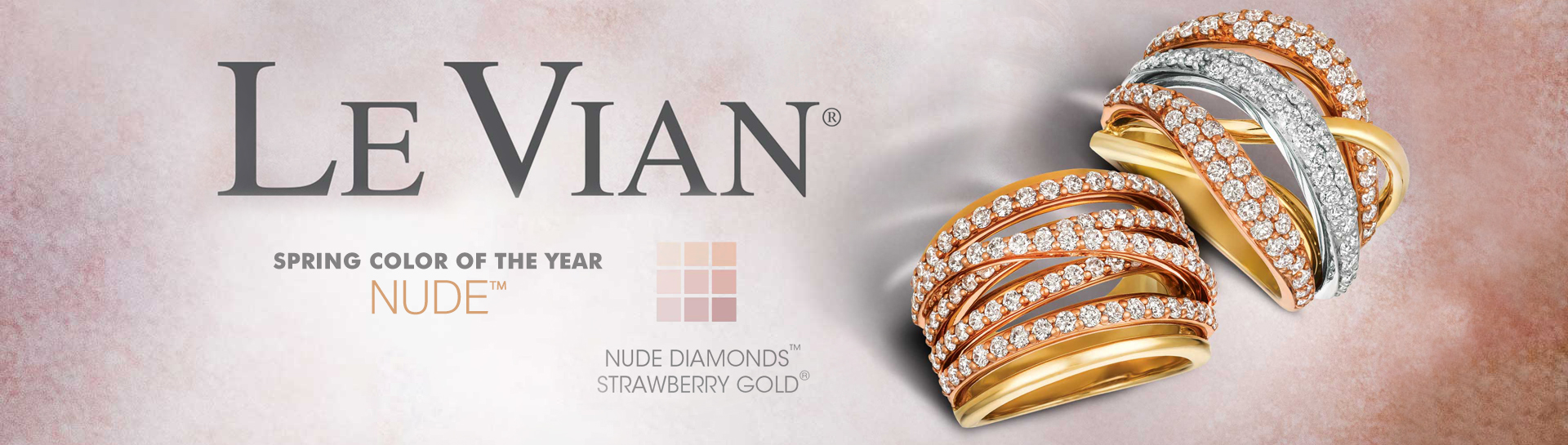 Le Vian Spring Color of the Year 2018