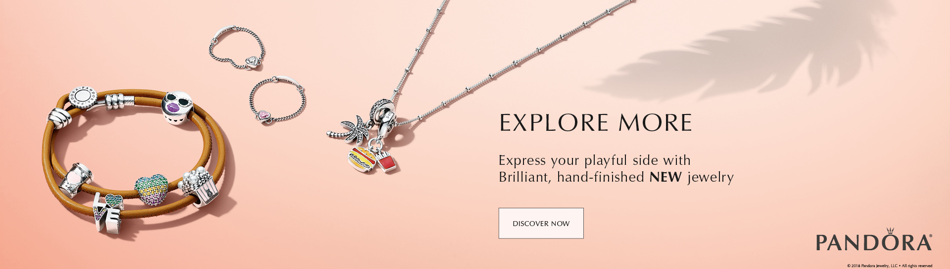 Pandora Explore Summer