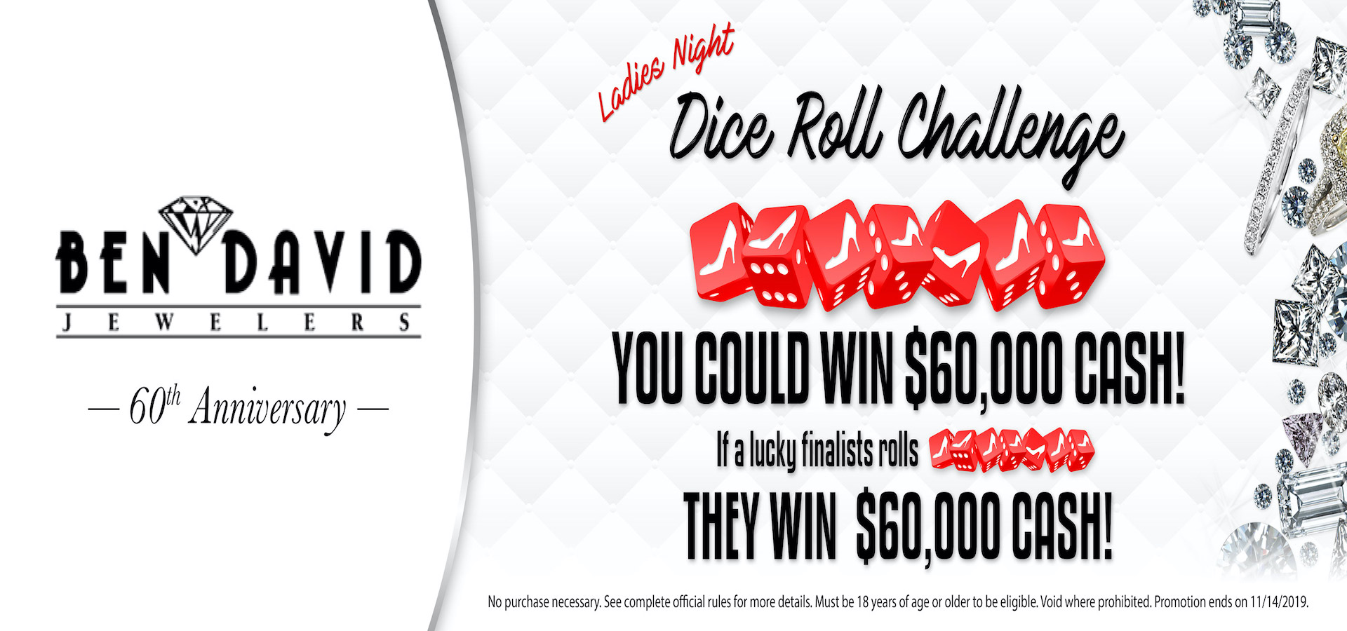 Roll the Dice Contest