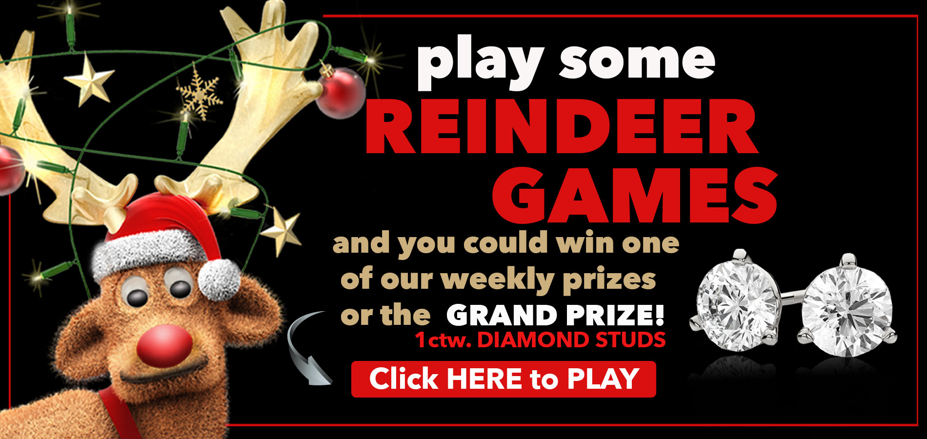 Finding Rudolph Contest
