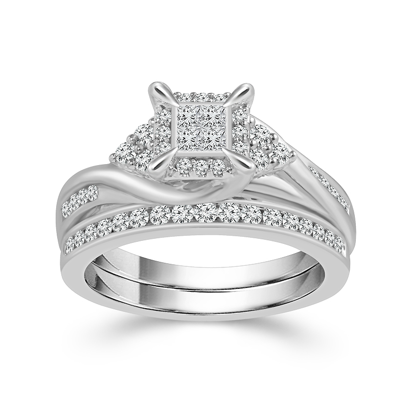 Fairy Tales Wedding Ring Sets: Fairytale Collection Engagement Ring