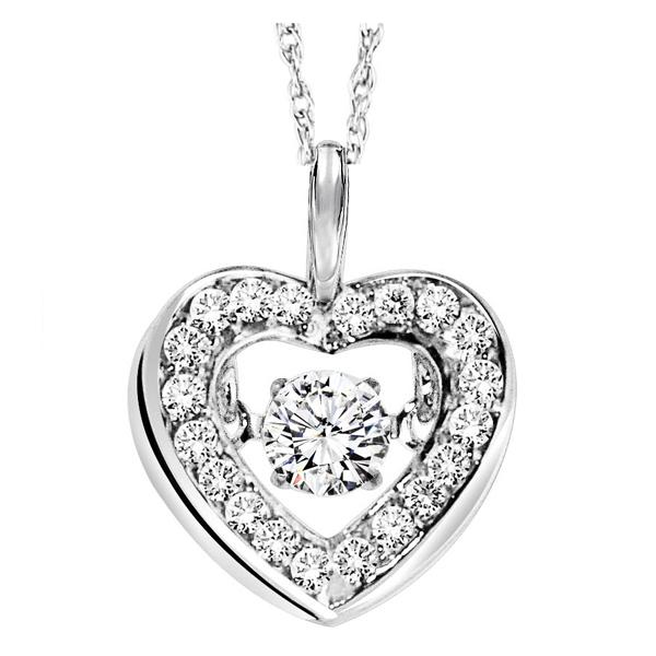 Rhythm of love diamond pendant featuring 13 ctw diamonds in 14k httpbendavidjewelersuploadproductrol1009 aloadofball Choice Image
