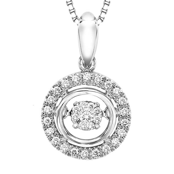 Rhythm of love diamond pendant in sterling silver rol1028 httpbendavidjewelersuploadproductrol1028 aloadofball Images